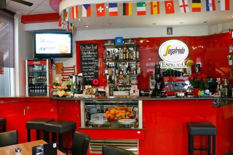 Segafredo Bar