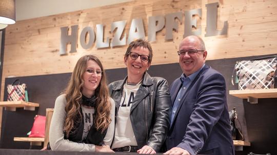"""Top-Geschäft"" : Modehaus Holzapfel"
