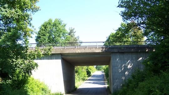 Brücken-Neubau bei Etzenbach