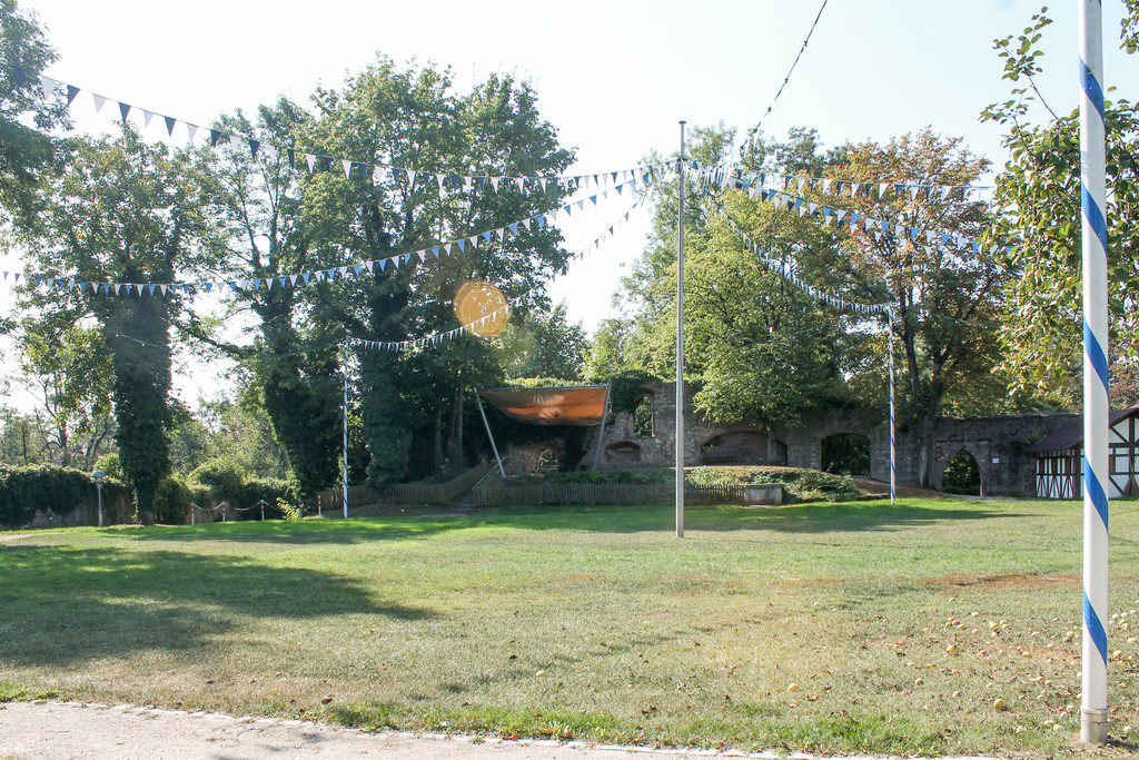 Schlossgarten Abensberg