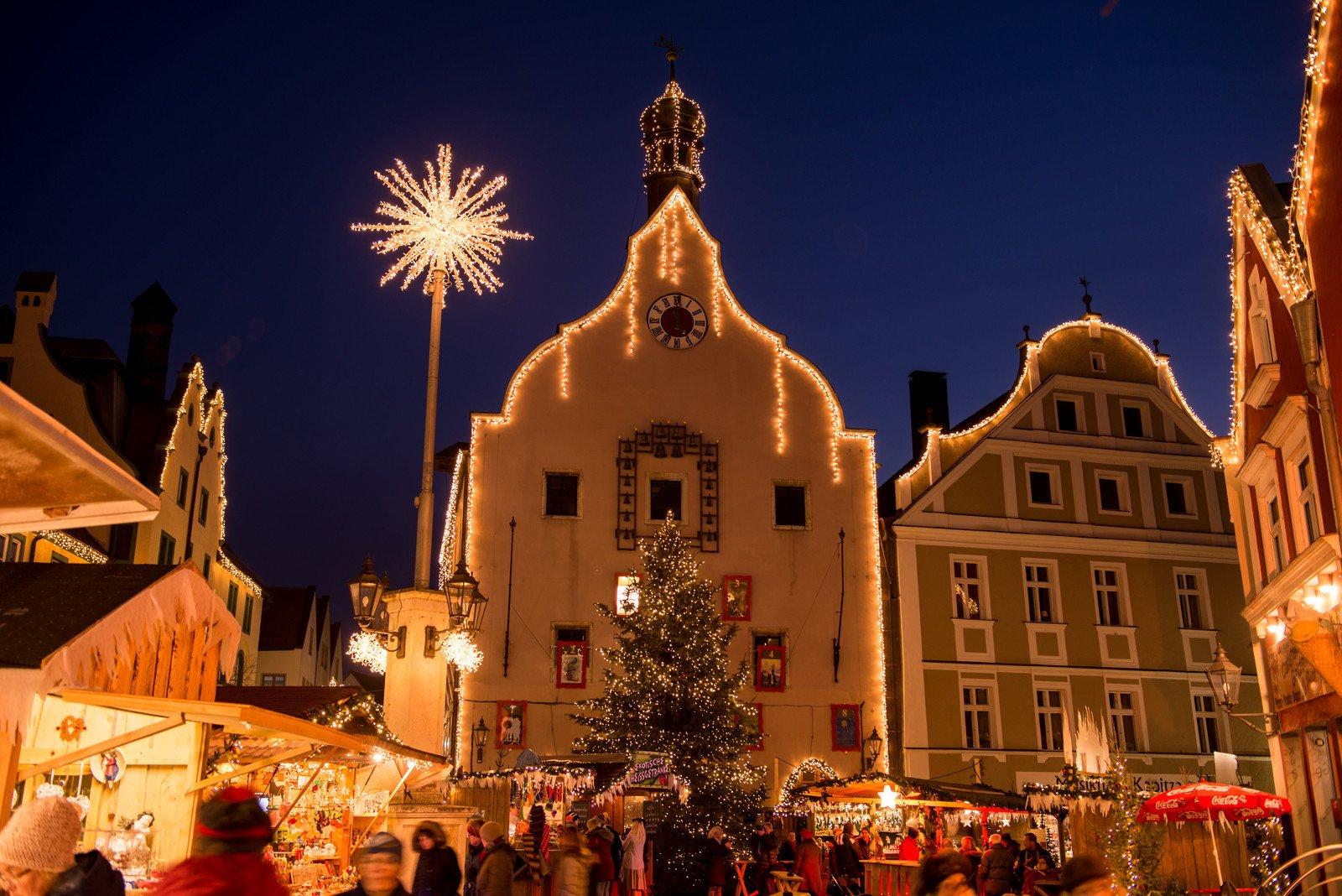 Weihnachtsmarkt Abensberg
